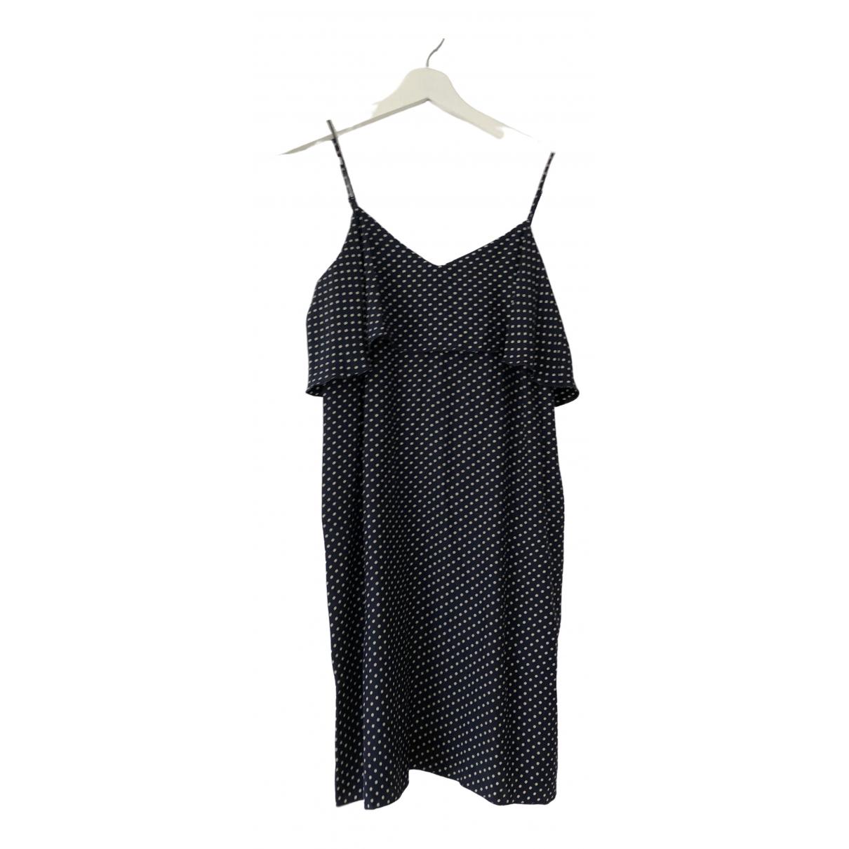 Mini vestido de Seda Atm
