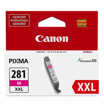 Canon CLI-281XXL 1981C001 Original Magenta Ink Cartridge Extra High Yield
