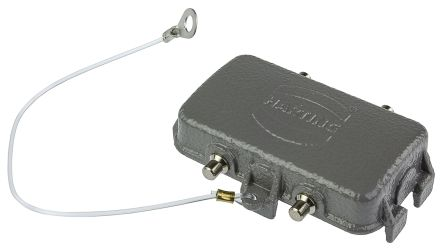 HARTING Han B Series Protective Cover, For Use With Hoods and housings for RS ranges 5 to 8, Han 10B