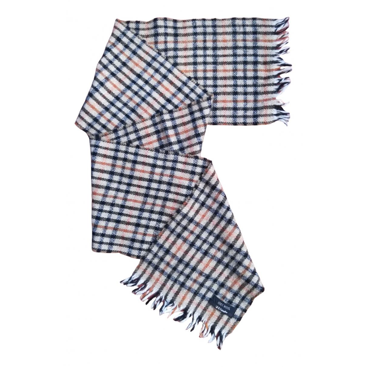 Daks - Foulard   pour femme en laine - multicolore