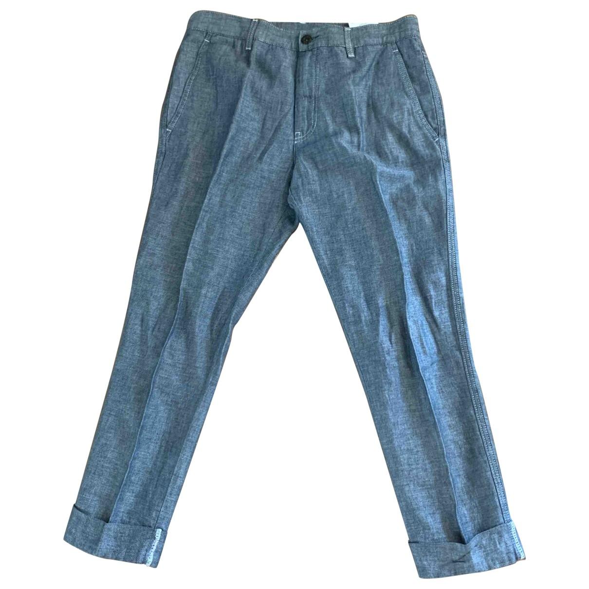 Miu Miu - Pantalon   pour femme en coton