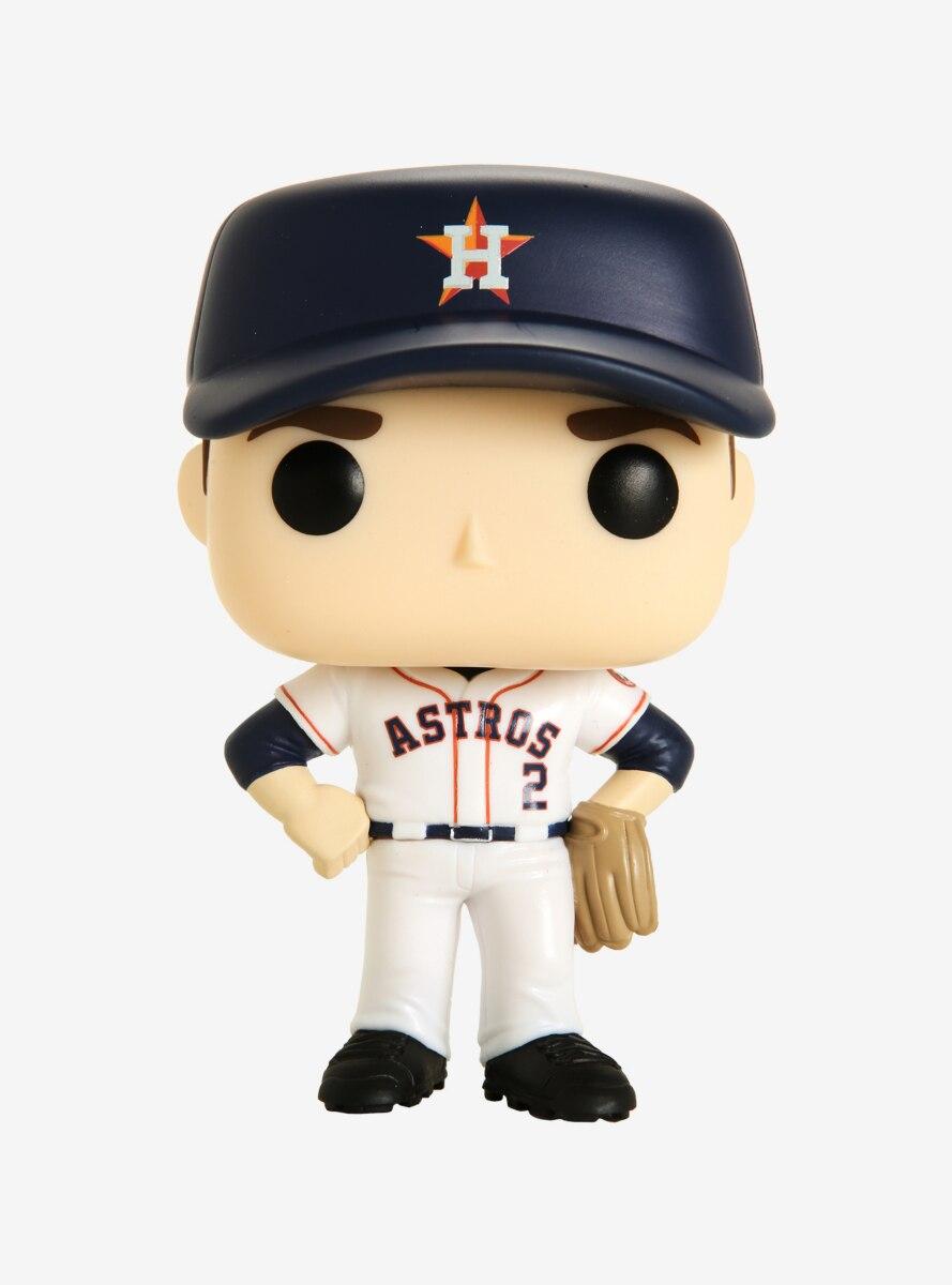 Funko Pop! MLB Houston Astros Alex Bregman Vinyl Figure