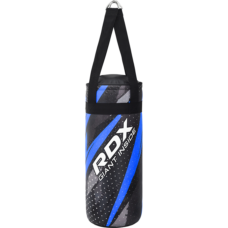 RDX J11 2ft Kids Boxing and MMA Training Punch Bag Blue Filled