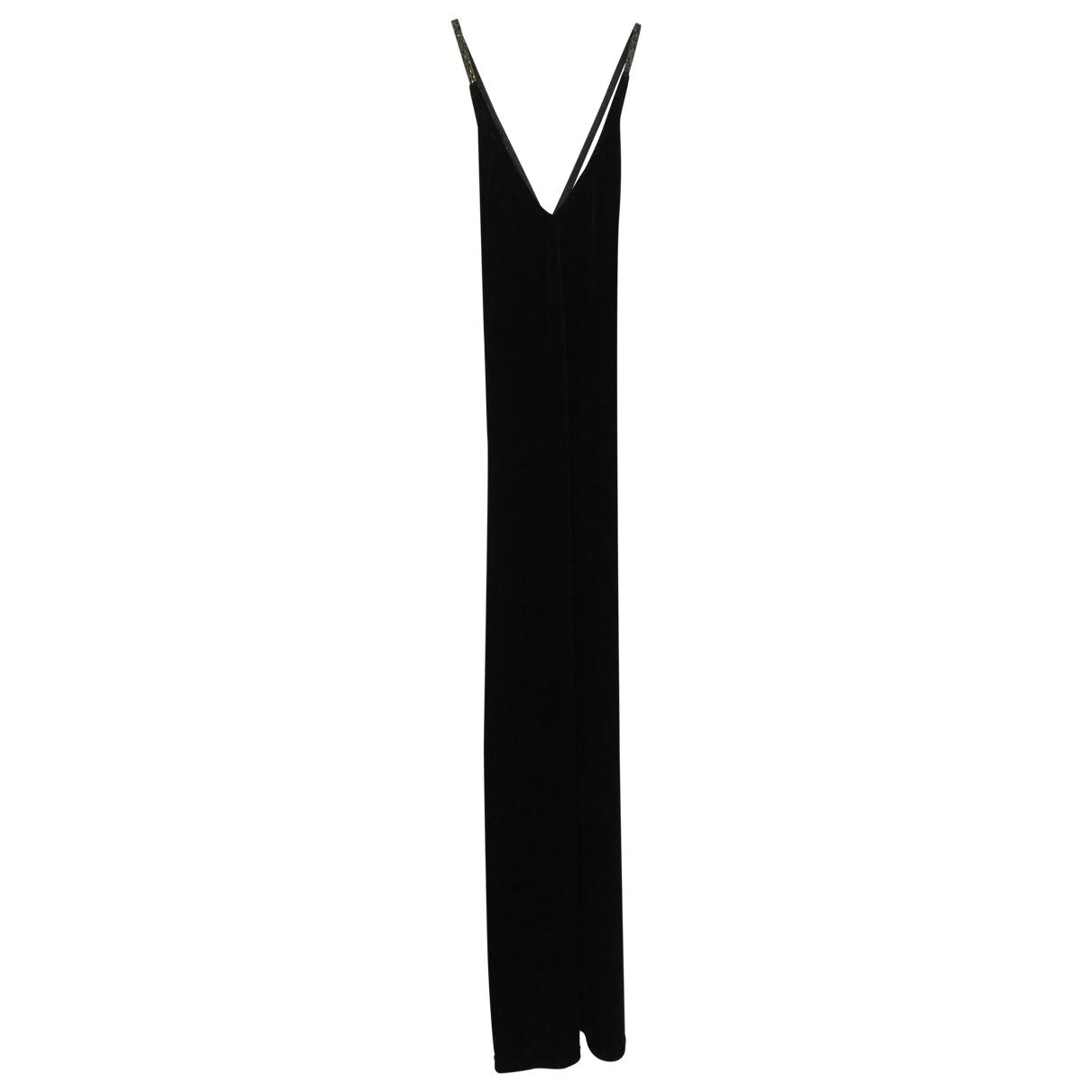 Maxi vestido de Terciopelo Non Signe / Unsigned