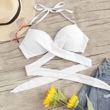 Bikini Top mit Neckholder
