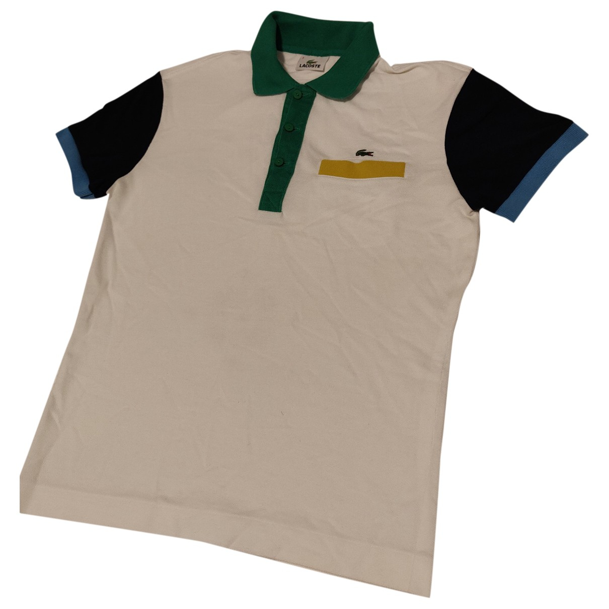 Lacoste \N Poloshirts in  Bunt Baumwolle