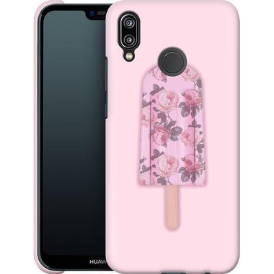 Huawei P20 Lite Smartphone Huelle - Floral Popsicle von Emanuela Carratoni