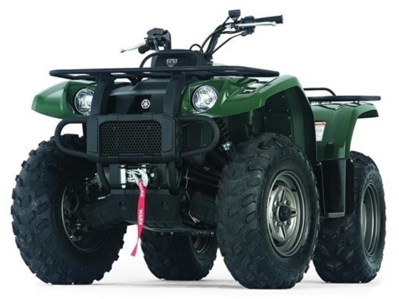 Warn Industries 39439 ATV/UTV Winch Mount Yamaha YFM250 Bear Tracker 99-04