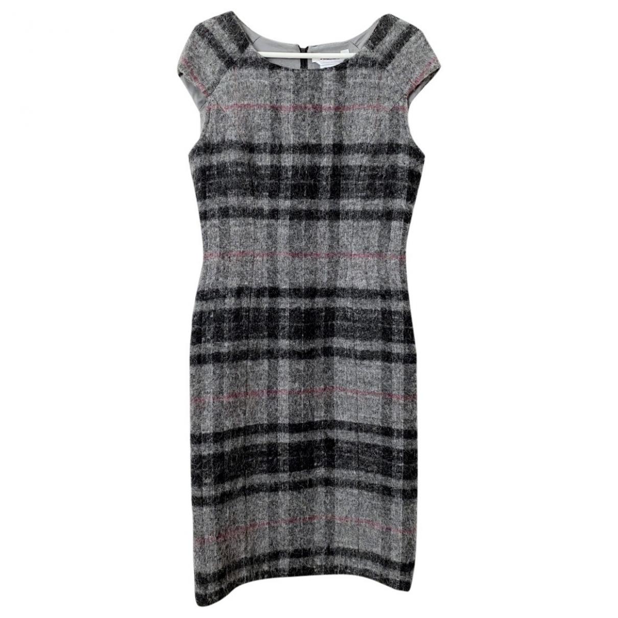 Max Mara \N Kleid in  Bunt Wolle