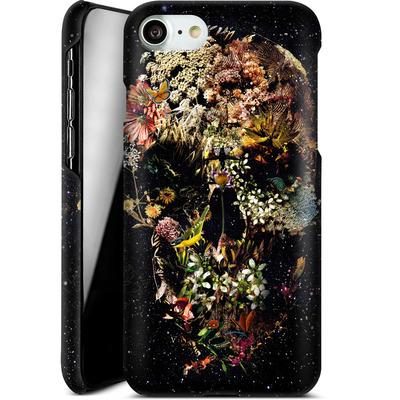 Apple iPhone 8 Smartphone Huelle - Smyrna Skull von Ali Gulec
