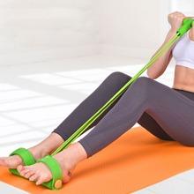 Tensor de cuerda de traccion de pedal de yoga