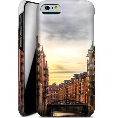 Apple iPhone 6 Smartphone Huelle - Speicherstadt von caseable Designs