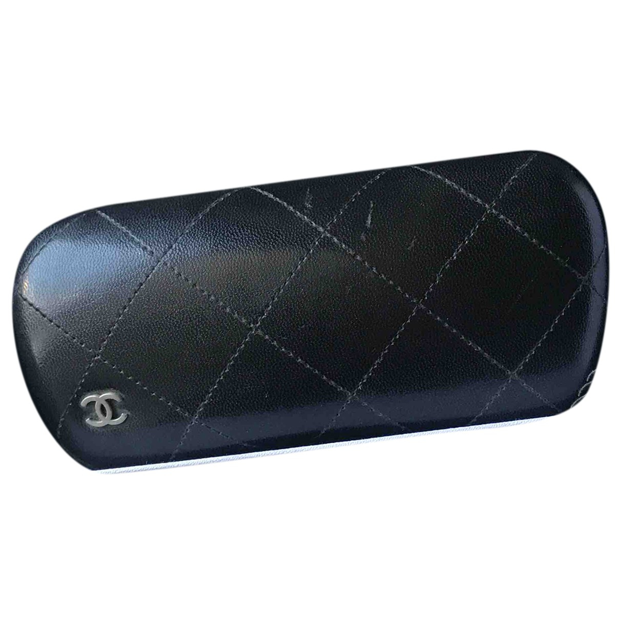 Chanel N Black Leather Home decor for Life & Living N
