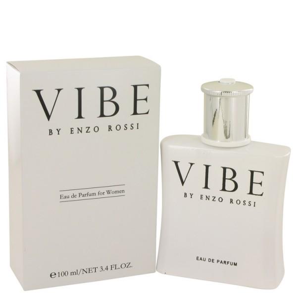 Enzo Rossi - Vibe : Eau de Parfum Spray 3.4 Oz / 100 ml