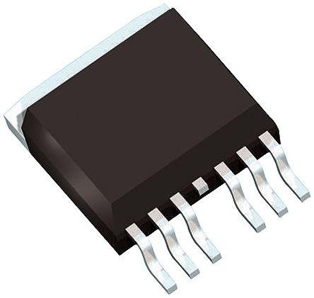 Analog Devices LT1185IQ#PBF, LDO Regulator, 3A Adjustable, 2.5 → 25 V, ±1% 5-Pin, D2PAK