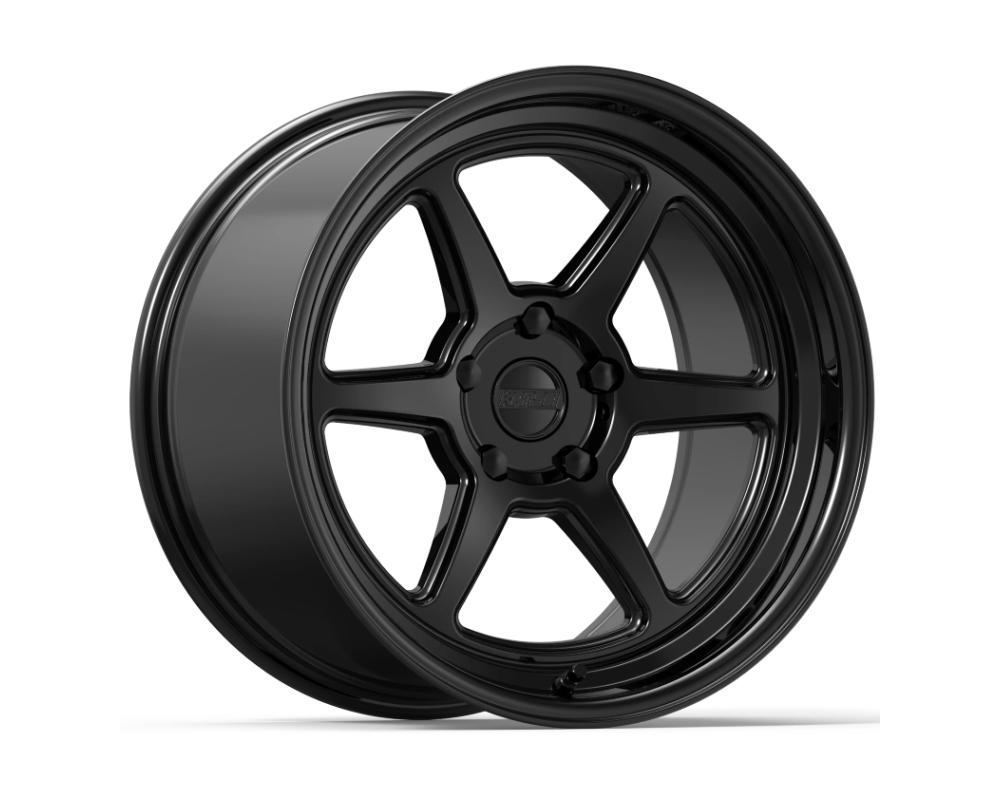 Kansei Roku Wheel 18x10.5 5x114.3 12mm Gloss Black