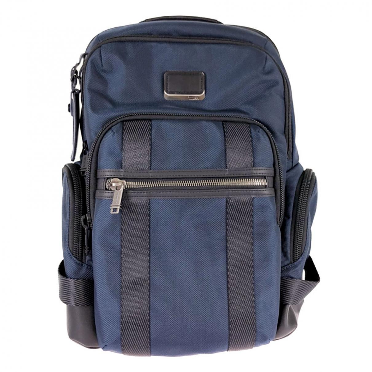 Tumi \N Navy bag for Men \N