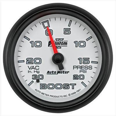 Auto Meter Phantom II Vacuum / Boost - 7801