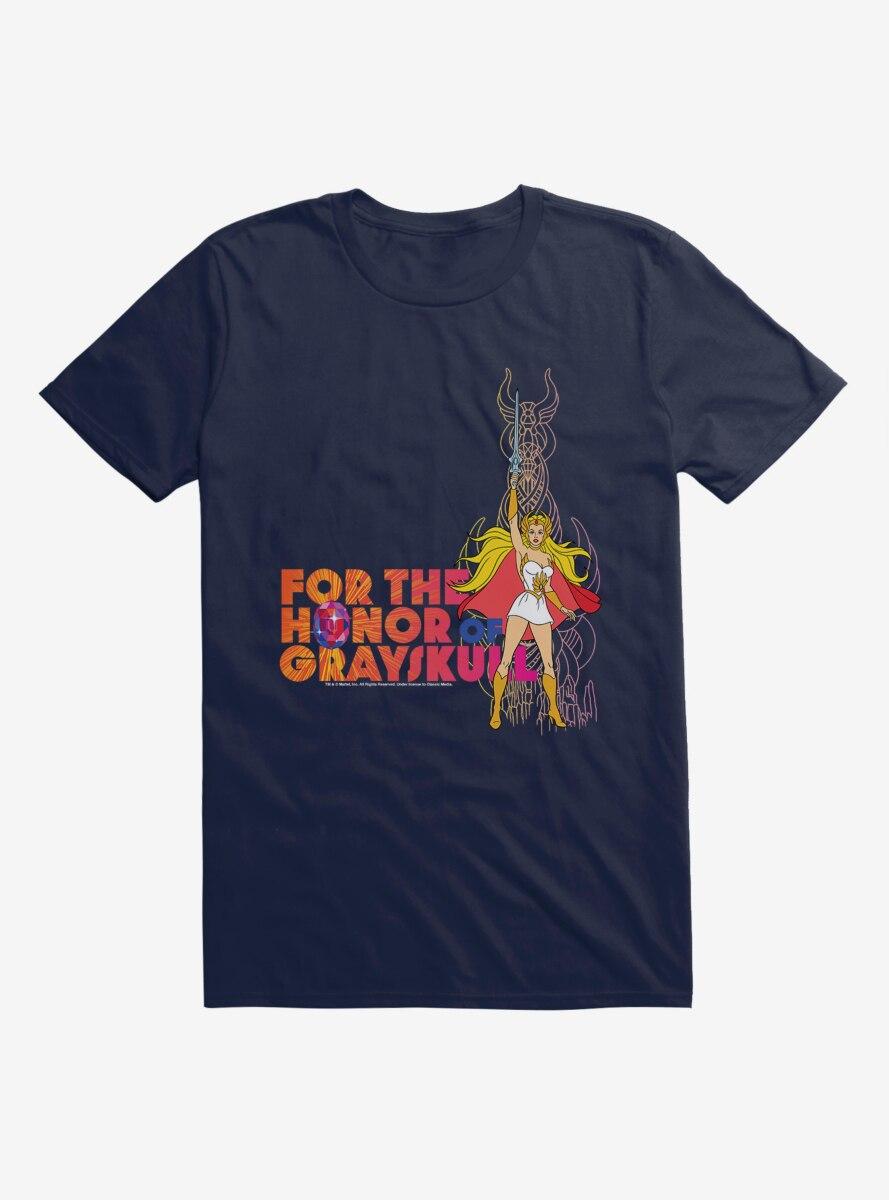 She-Ra For The Honor Of Grayskull T-Shirt