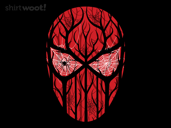 Spider Vision T Shirt