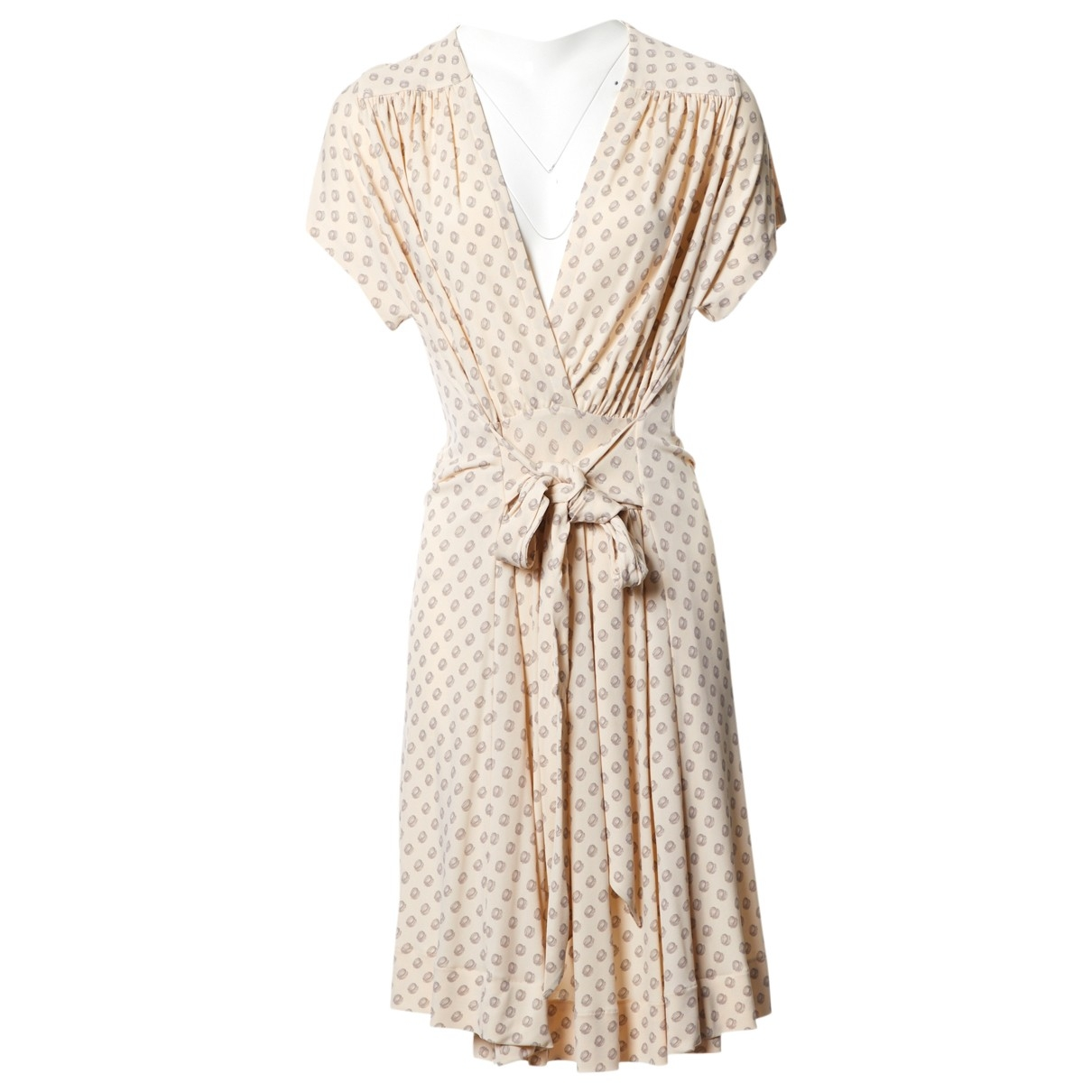 Maxi vestido Balenciaga