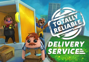 Totally Reliable Delivery Service EU PS4 CD Key