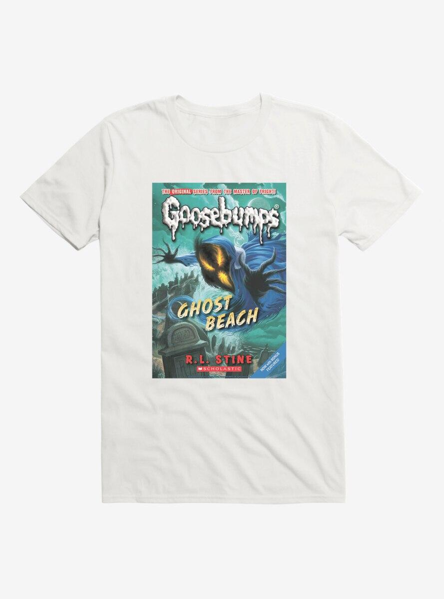 Goosebumps Ghost Beach Book T-Shirt