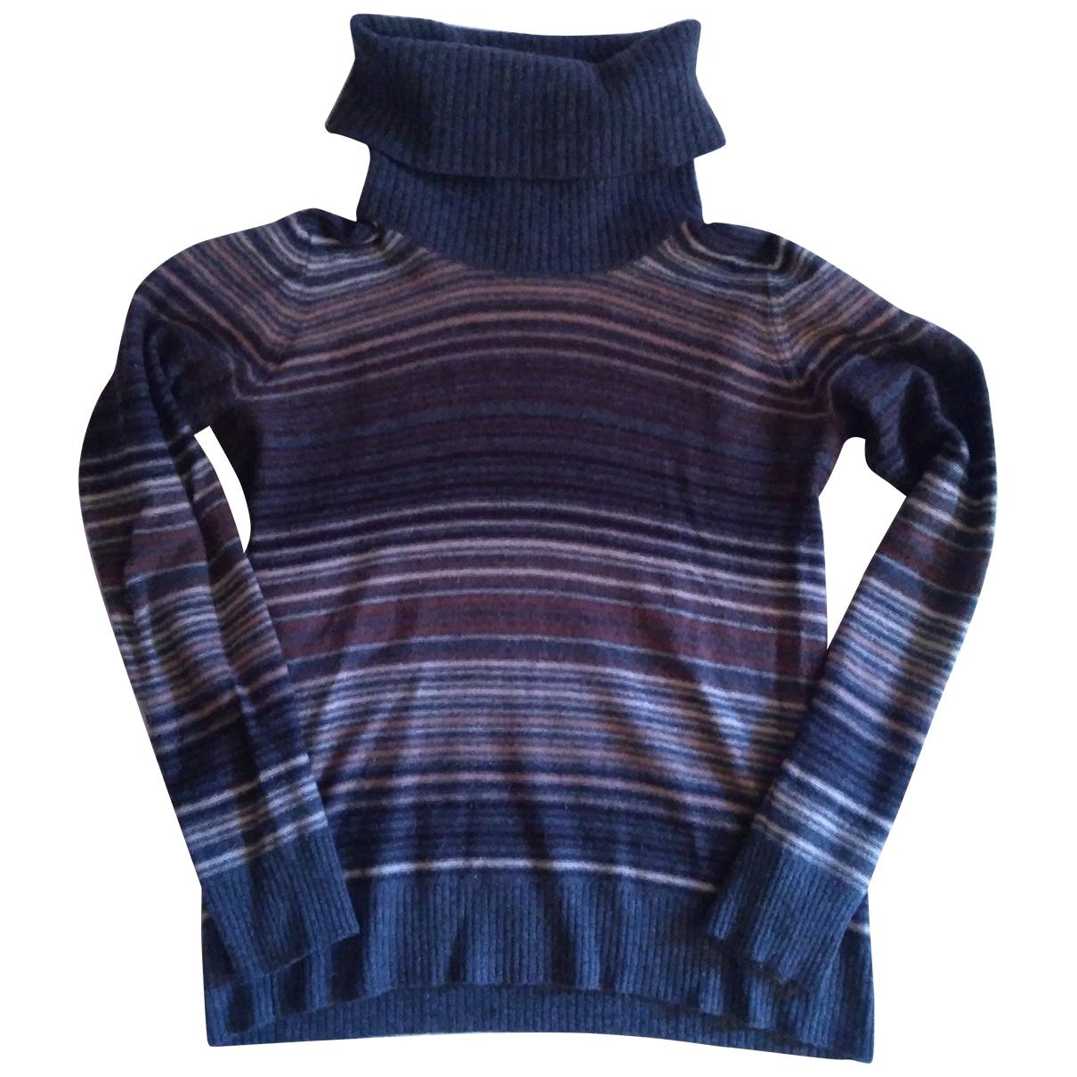 D&g - Pull   pour femme en laine - gris