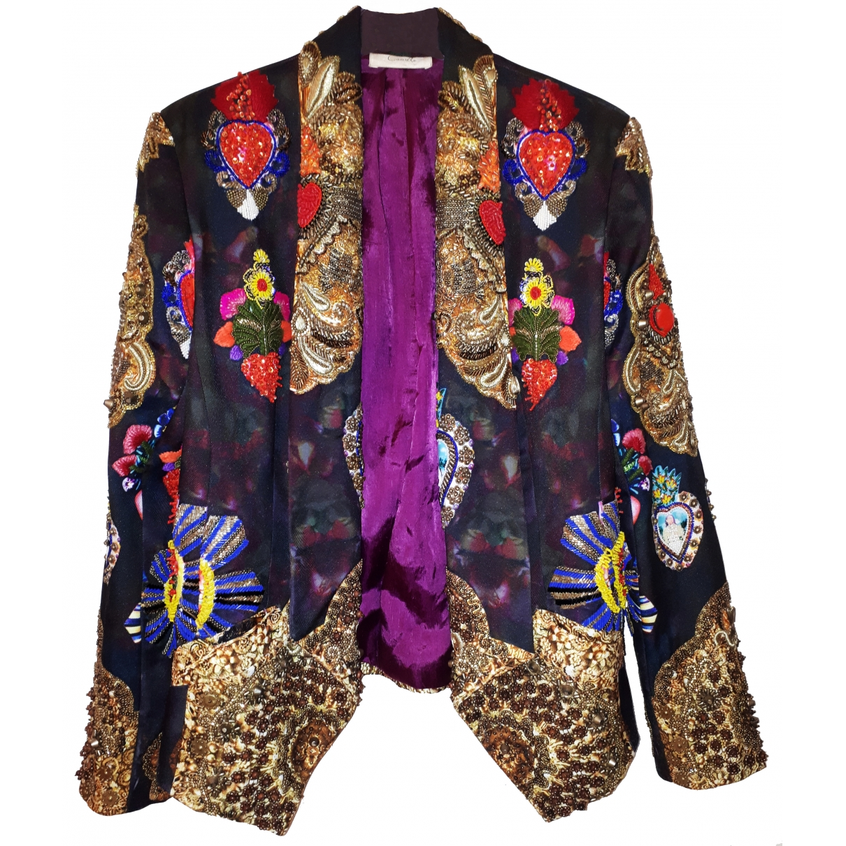 Camilla - Veste   pour femme - multicolore