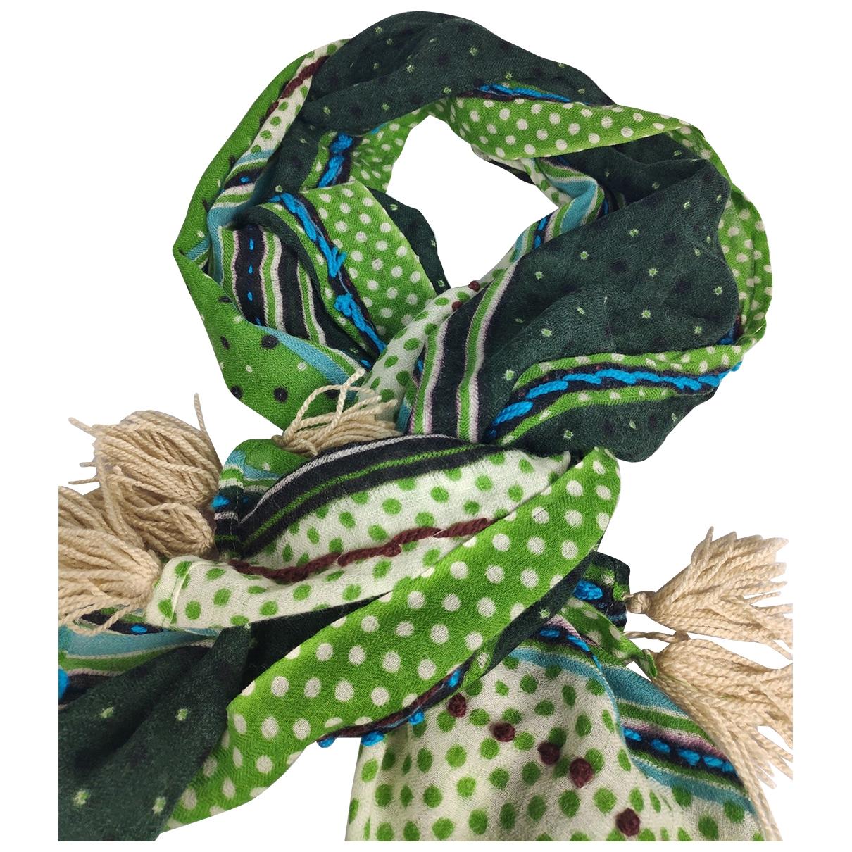 Etro \N Green scarf for Women \N