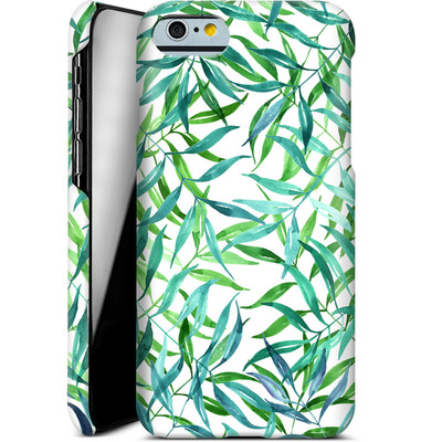 Apple iPhone 6s Smartphone Huelle - Palm Print von Becky Starsmore