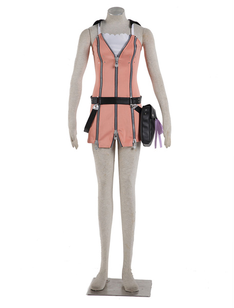 Milanoo Kingdom Hearts Kairi Halloween Cosplay Costume Halloween