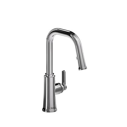 Kitchen TTSQ101C Trattoria Kitchen Faucet with Spray 1.5 GPM  in