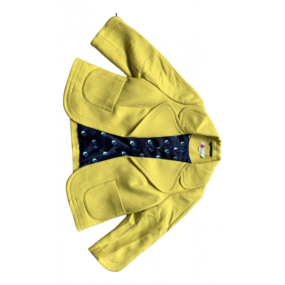Boden - Veste   pour femme - jaune