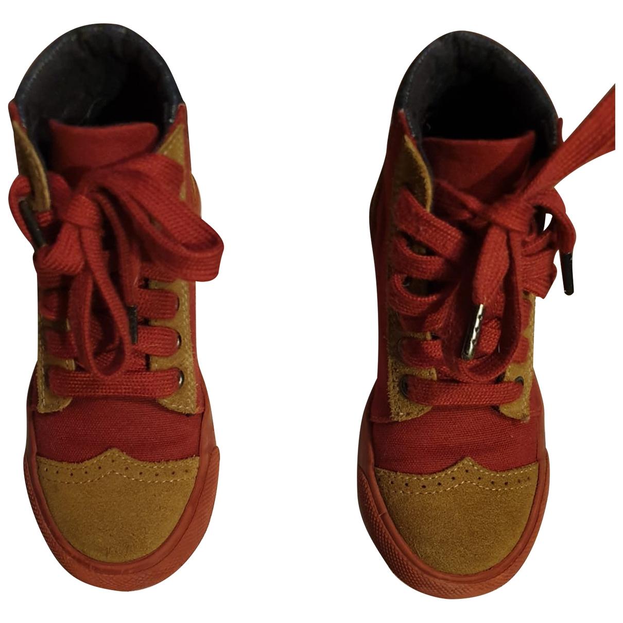 Botas de Lona Little Marc Jacobs