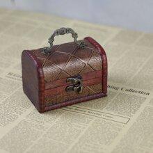 1 Stueck Dekoration mit Vintage Holz Box Design