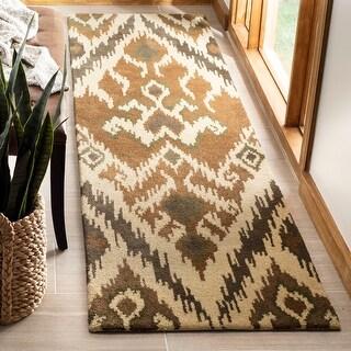 Safavieh Handmade Capri Annamae Modern Wool Rug (2'3