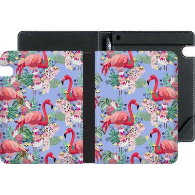 Amazon Kindle Voyage eBook Reader Huelle - Flamingo Tropical von Mukta Lata Barua