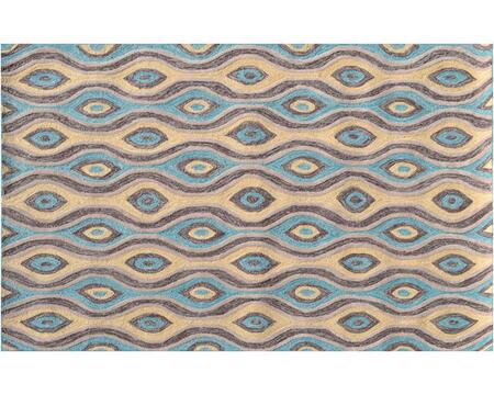 25510D 5 x 7.6 ft. Nazar Area Rug  in