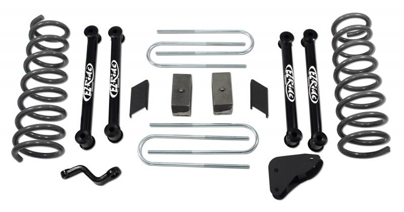Tuff Country 36018K Complete Kit (w/o Shocks)-6in. Dodge