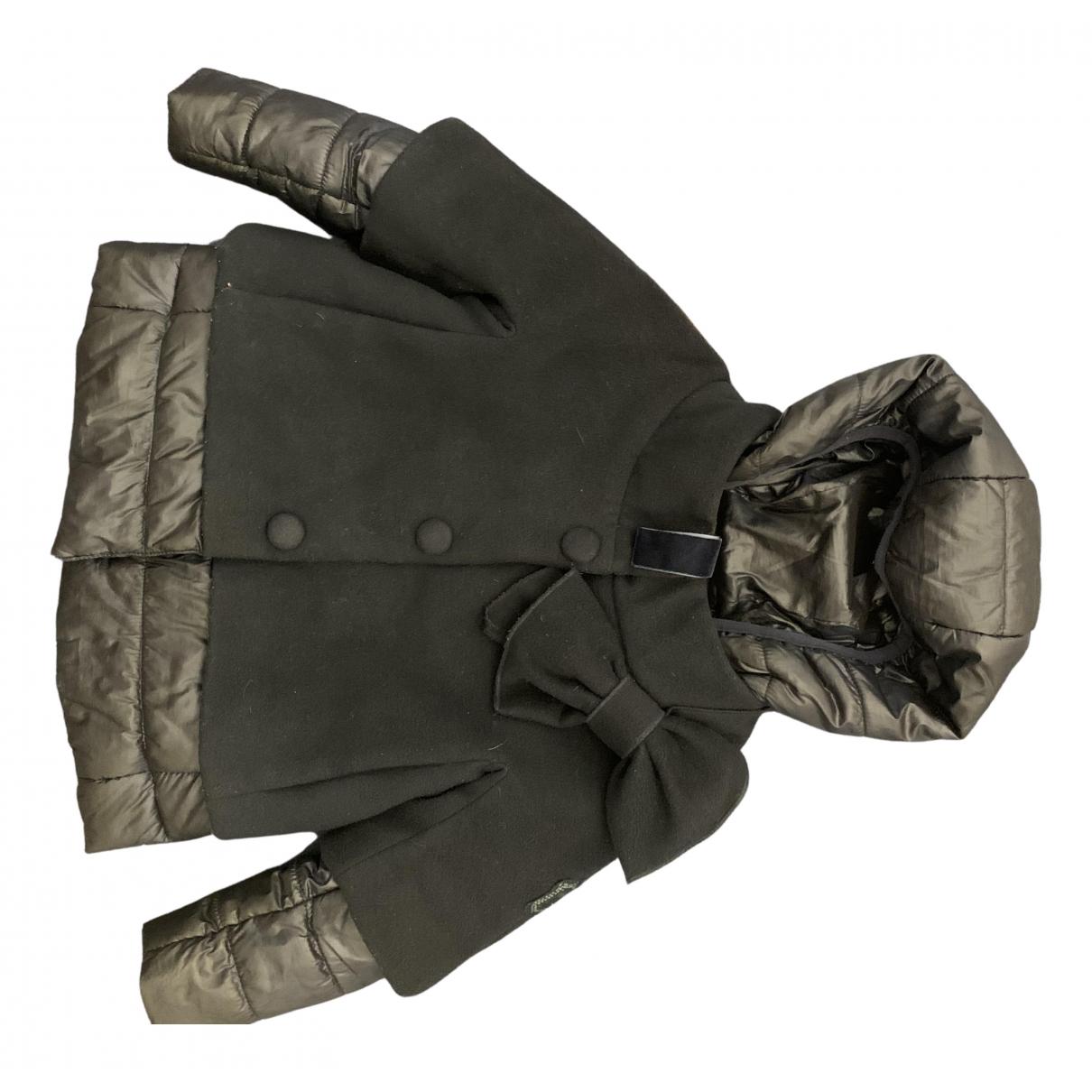 Monnalisa - Blousons.Manteaux   pour enfant - marine