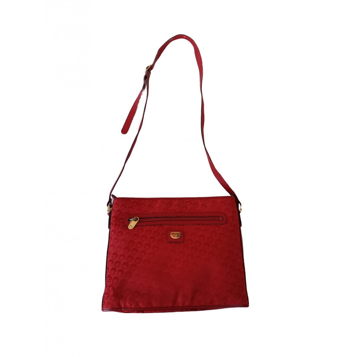 Zenith - Sac a main   pour femme en toile - rouge
