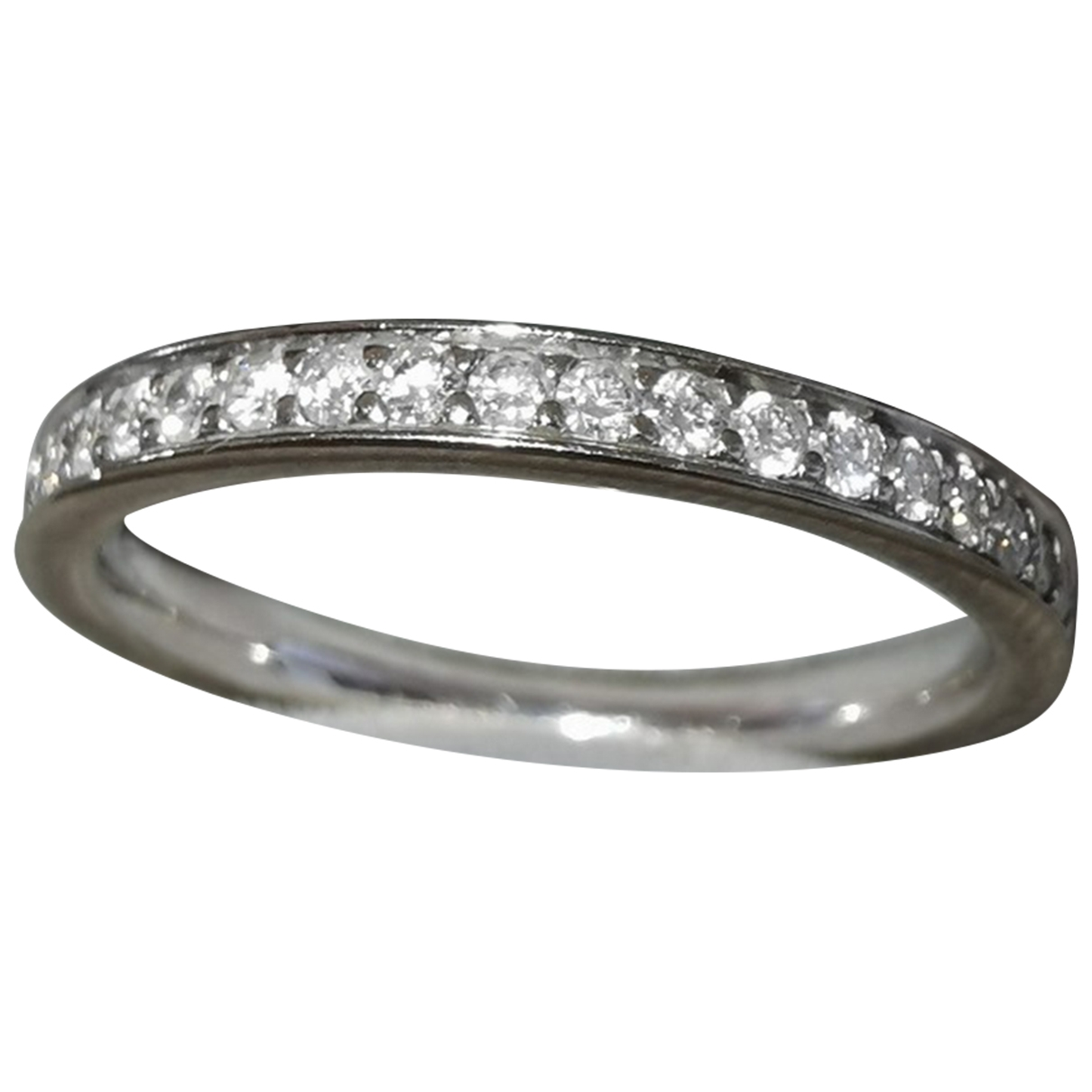 Diamee! \N Ring in  Silber Weissgold