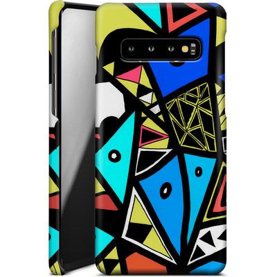 Samsung Galaxy S10 Smartphone Huelle - Urban Reinaissance von Barruf