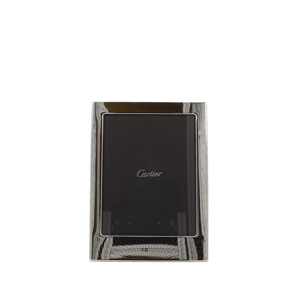 Cartier \N Accessoires und Dekoration in  Silber Silber