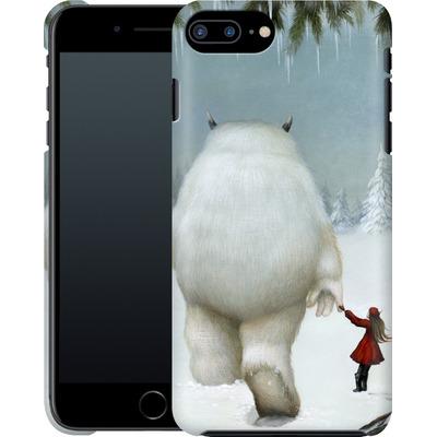 Apple iPhone 7 Plus Smartphone Huelle - Hopeless Wanderer von Dan May