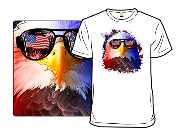 American Dream Remix T Shirt