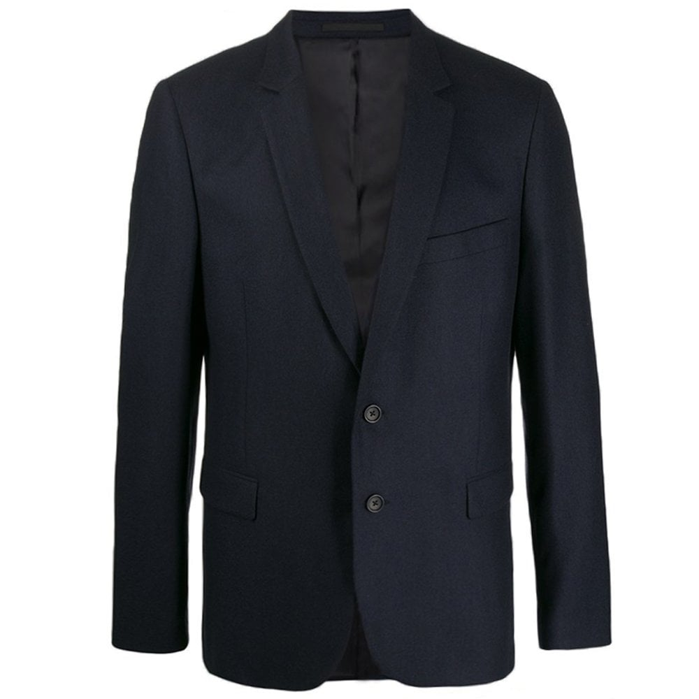 Paul Smith PS By Paul Smith Navy Blazer Colour: NAVY, Size: LARGE