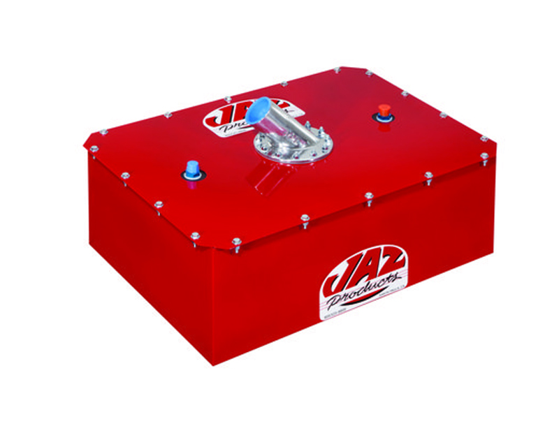 JAZ 281-004-NF 4-Gallon Pro Sport Fuel Cell 45-Degree 2.25