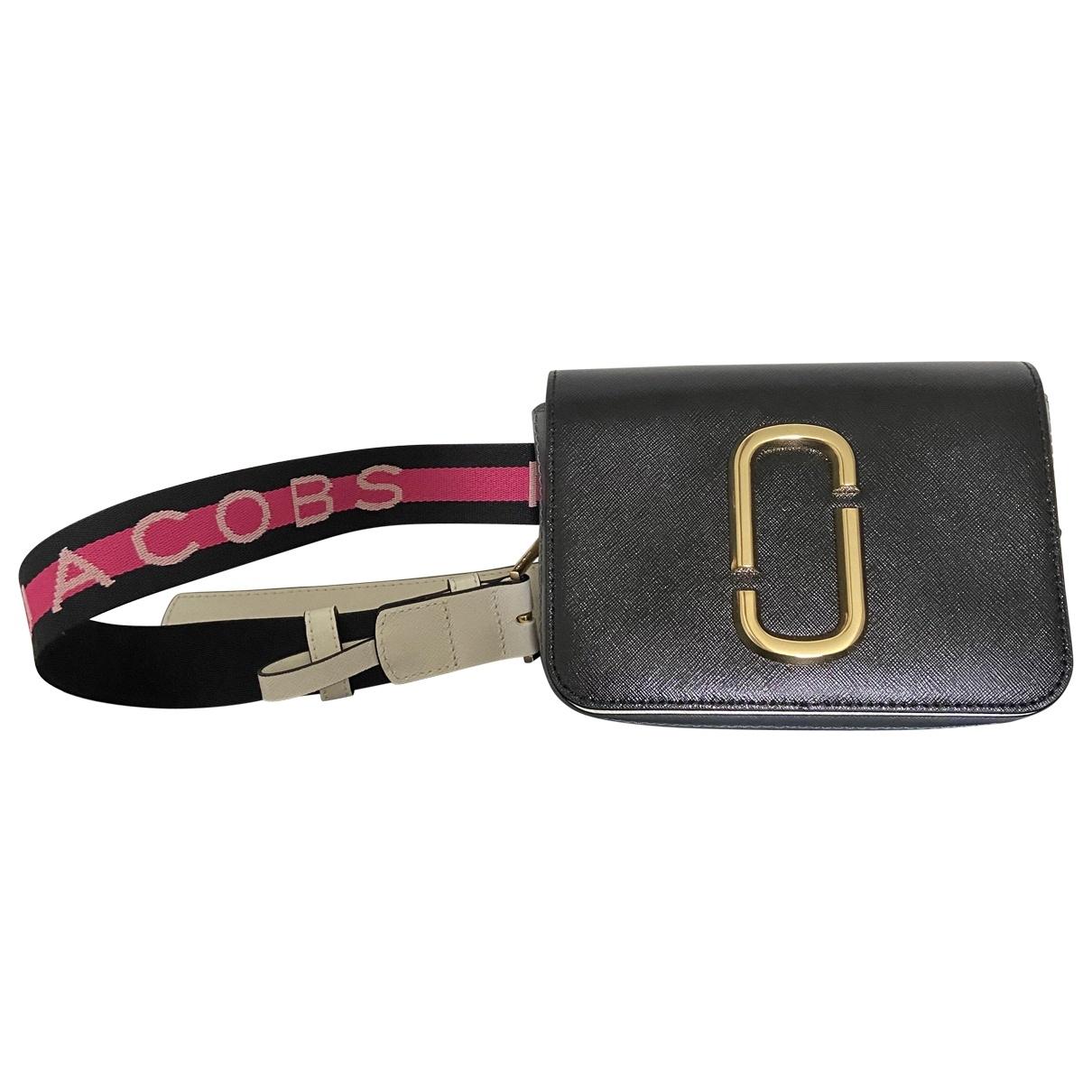 Marc Jacobs Snapshot Black Leather handbag for Women \N
